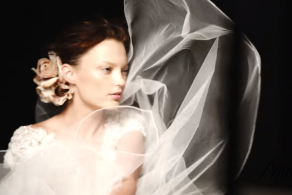 Amare Couture Bridal Behind the Scenes