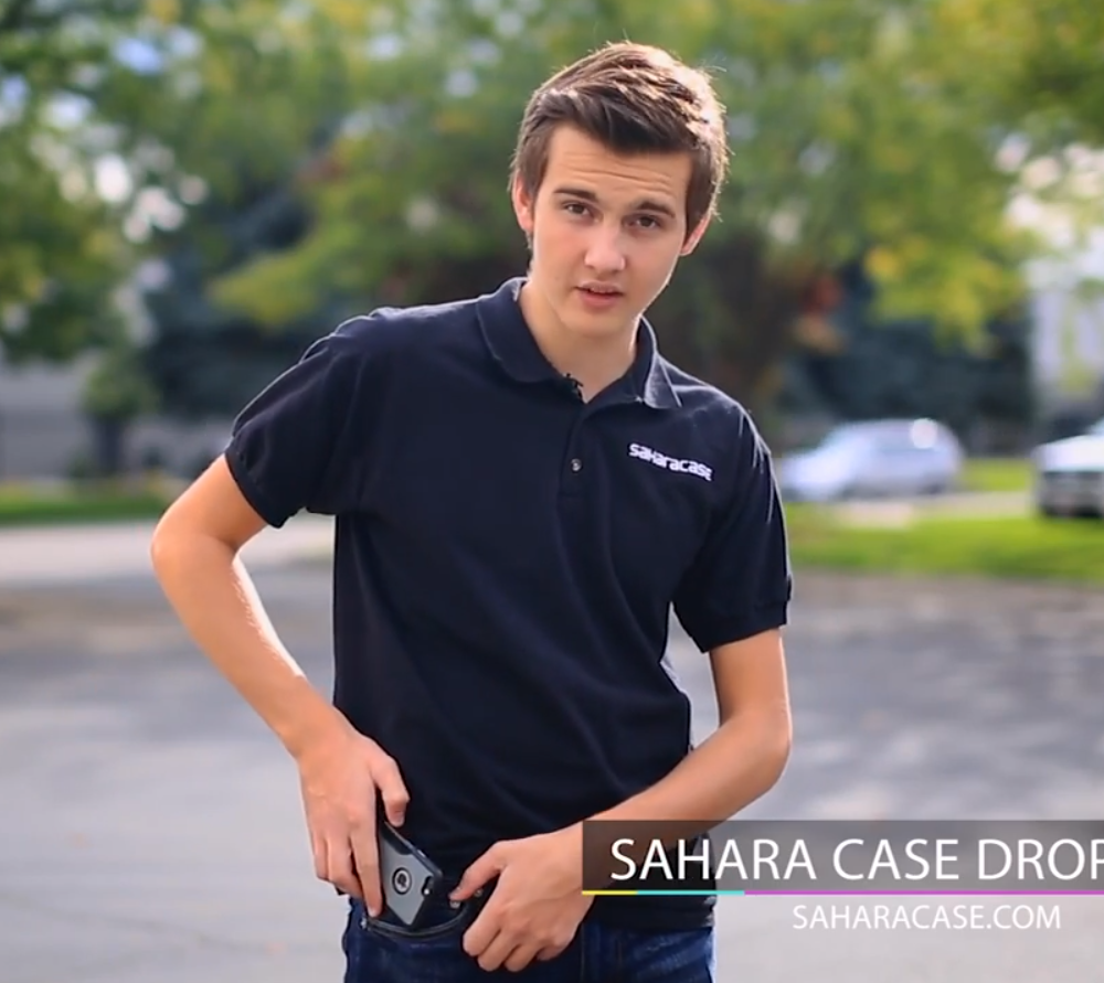 Sahara Case Drop Test Cinematography Color Grading