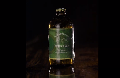 The Bottle Product Cinematography