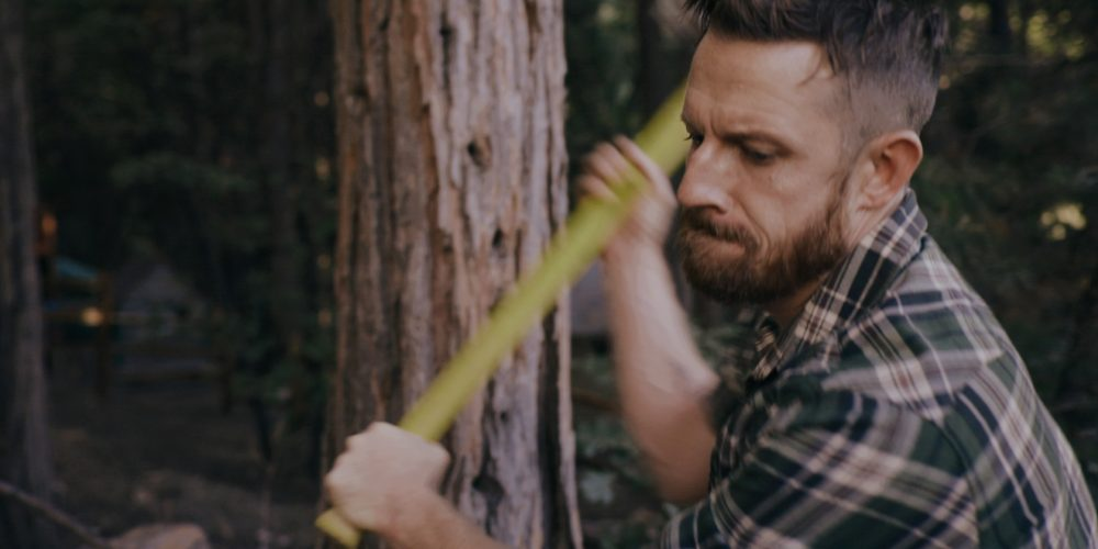 Patrick the Woodcutter